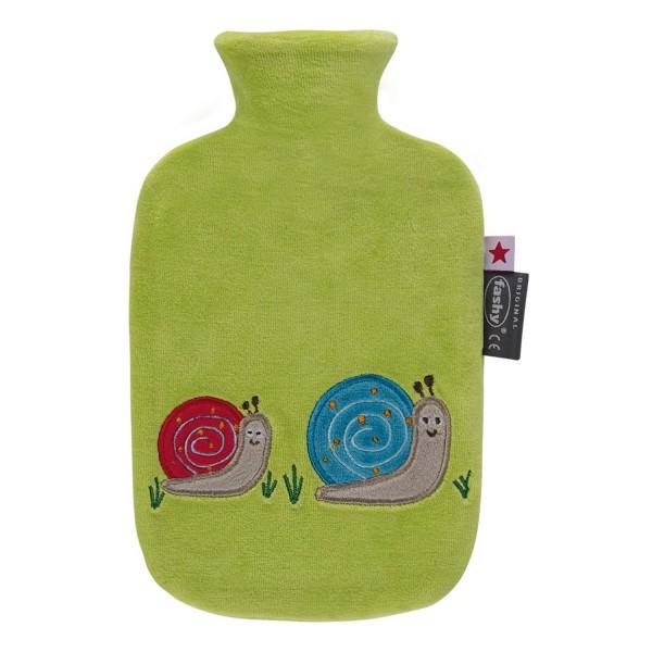 fashy 65202 enfants bouteille d'eau chaude escargot Shirley 0.8L