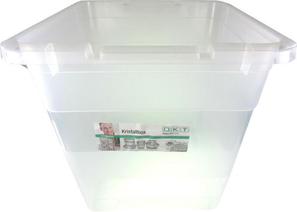 Boîte cristal