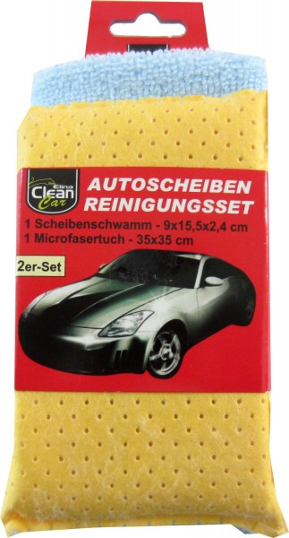 Elina Clean Car Car Nettoyage de Windows