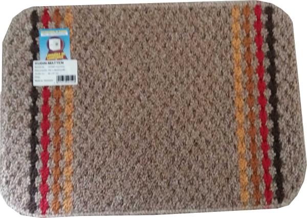 Rubis mat Polo gris brun 40x57 cm