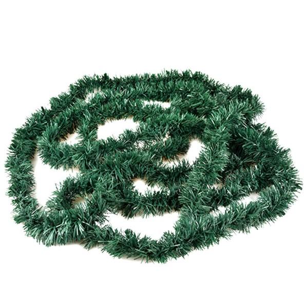 Fixe l'herbe en plastique guirlande verte feuille 3M