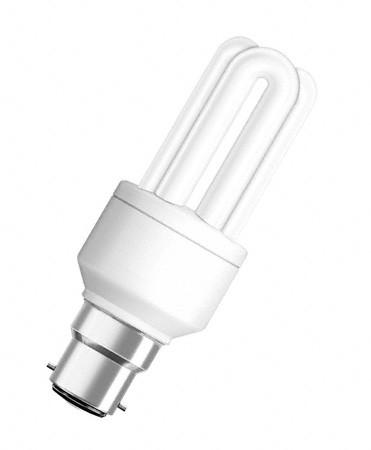 Osram Duluxstar STICK lampe à économie d'énergie 21Watt / 825 B22d lumière de confort chaud