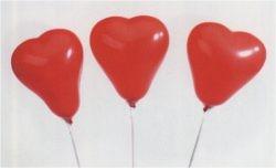 Ballons herzform...Petit c?ur
