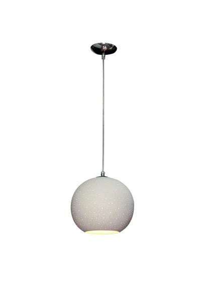 Lampe suspension LAMPEX Melba A céramique 80 x 16 cm