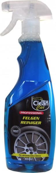 Elina Professional Wheel Cleaner 500 ml flacon pulvérisateur