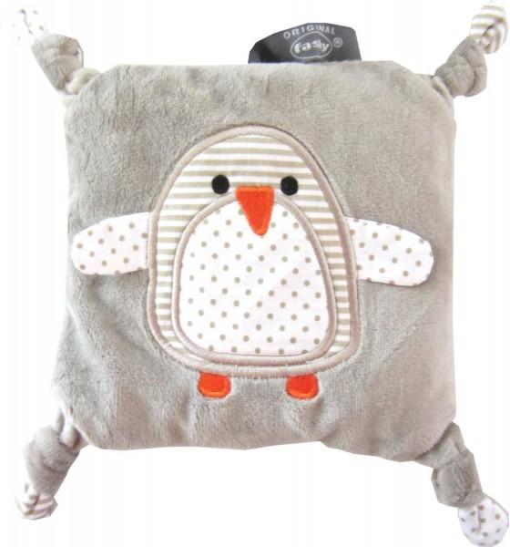 le viol des enfants Packs de chaleur avec Penguin motif 6383 14x14 cm