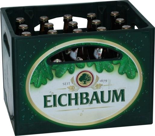 20 x Eichbaum Export 0.5L 5,5% vol. affaire initiale