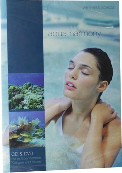 Mieux-être harmonie aqua spécial CD / DVD