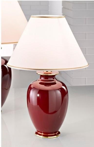 Austrolux Giardino-Bordeaux lampe de table en céramique 1 flamme
