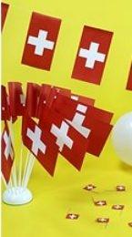 Drapeaux...Suisse