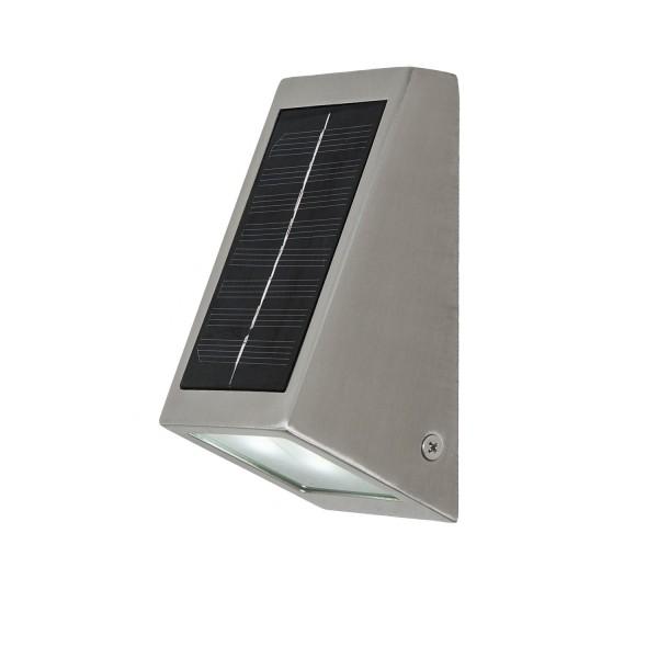 Un meilleur éclairage CAIRE SOLAIRE - BT1040B solaire - LED Acier inoxydable