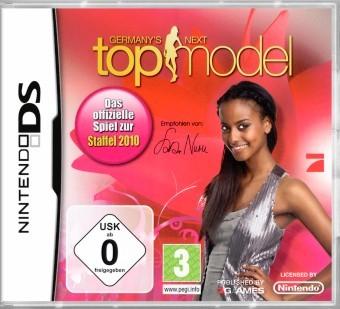 NDS - la prochaine saison de top modèle d'Allemagne 2010