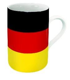 Tasse de drapeau...Allemagne