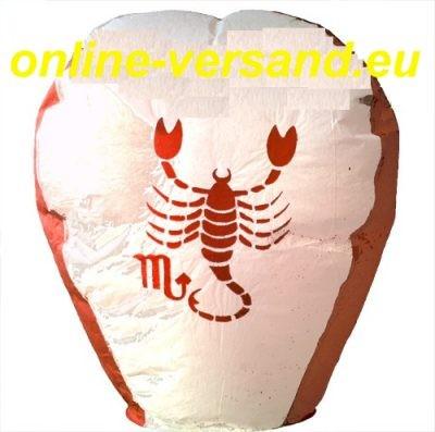 Sky lanterne Scorpion 110 cm