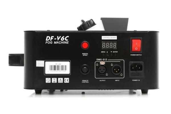 DJ POWER Nebelmaschine DF-V6C