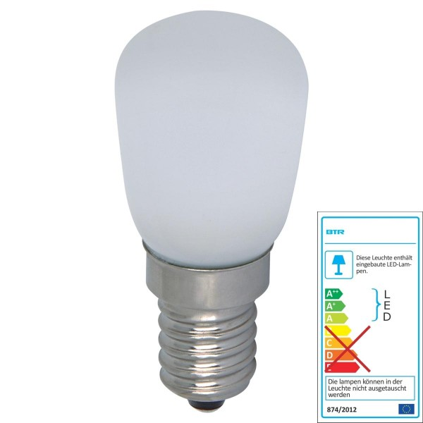 Un meilleur éclairage - Ampoules LED - BT1274 - E14 ampoule LED (double)