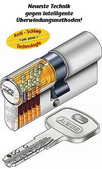 Cylindre porte de XP2 S avec carte de sauvegarde