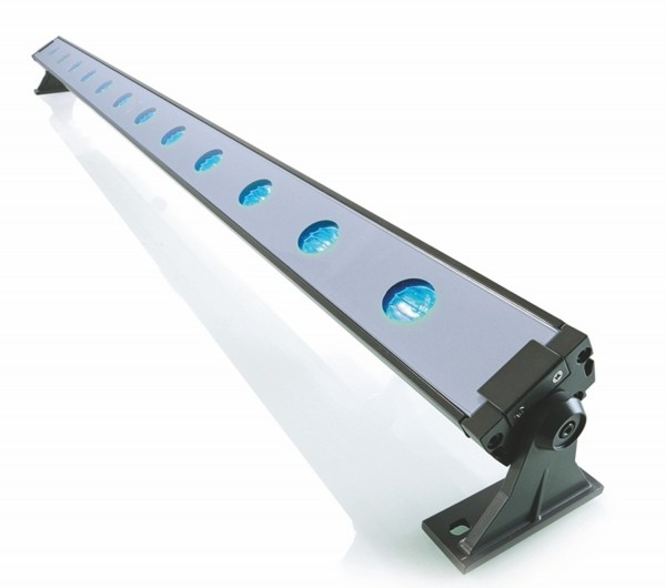 KAPEGO LED Wall Washer RVB + 24V IP65 CW 45 °