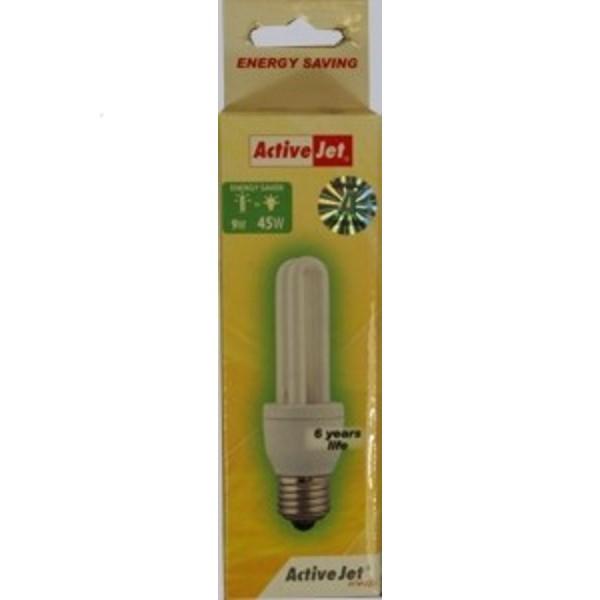 ActiveJet compactes éconergétiques lampe 9W
