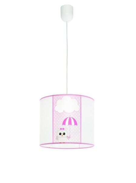 Lampe suspension LAMPEX enfants F PVC 80 x 30 cm