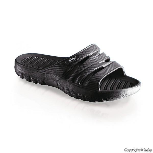 Fashy Ultra taille lumière pantoufle 43 noir