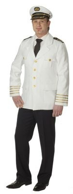 Capitaine veste...Homme