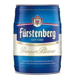 Furstenberg fût de 5 litres de 4,8% vol