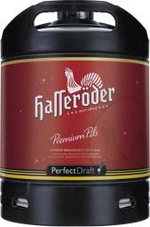 Fut de biere Hasseroeder Perfect Draft Permium Pils fût de bière 6 litres 4,9% vol.